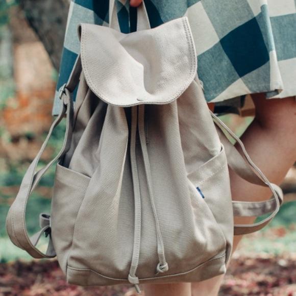 Mushroom Drawstring Backpack Bags//Travelling Bag//Bundle Backpack